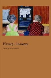 Ersatz Anatomy by Steven Sherrill