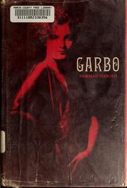 Garbo by Norman J. Zierold