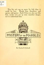 The Mystery of the Marbles PDF