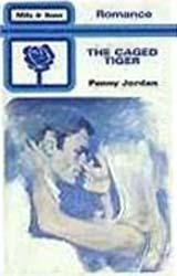 Cover of: The caged tiger by Penny Jordan