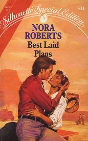 Best laid plans by Nora Roberts