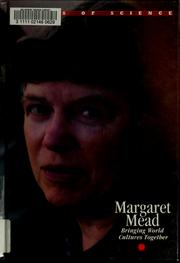 Cover of: Margaret Mead by Michael Pollard