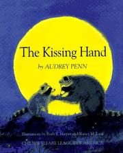 The Kissing Hand by Audrey Penn