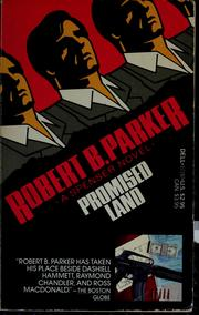 Cover of: Promised land by Robert B. Parker