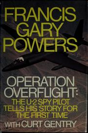 Cover of: Operation Overflight by Francis Gary Powers