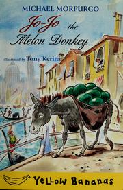 Jo-Jo the melon donkey by Michael Morpurgo