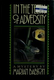 Cover of: In the teeth of adversity by Marian Babson