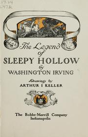 Cover of: The legend of Sleepy Hollow by Washington Irving