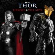 Thor Heroes and Villains
