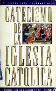 Catechismus Ecclesiae Catholicae by Catholic Church