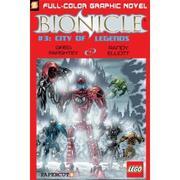 Bionicle Vol. 3 City of Legends