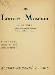 The Louvre Museum by Vitry, Paul