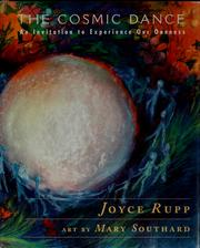 The Cosmic Dance by Joyce Rupp