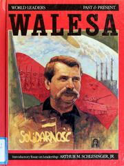 Lech Walesa by Tony Kaye