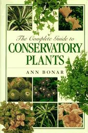 The complete guide to conservatory plants PDF