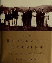 The Roosevelt cousins by Linda Donn