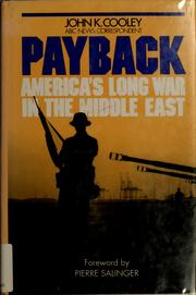 Payback by John K. Cooley
