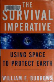 The survival imperative by Burrows, William E.