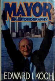 Mayor by Ed Koch