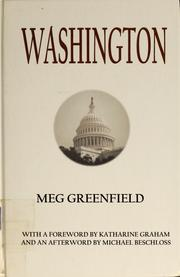 Washington by Meg Greenfield