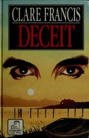 Cover of: Deceit by Clare Francis