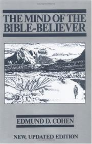 The mind of the Bible-Believer PDF