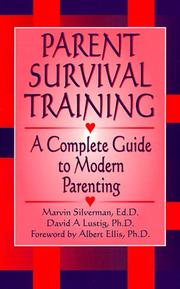 Parent survival training PDF