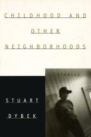 Childhood and other neighborhoods PDF