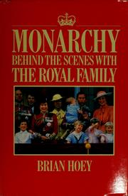 Monarchy by Brian Hoey
