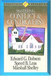 Mastering conflict & controversy PDF