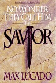 No Wonder They Call Him Savior PDF
