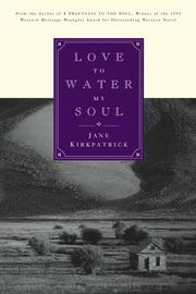 Love to water my soul PDF