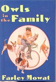 Owls in the Family by Mowat, Farley., Farley Mowat