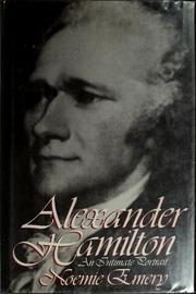 Cover of: Alexander Hamilton by Noemie Emery