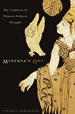 Minerva&#39;s owl by Jeffrey B. Abramson