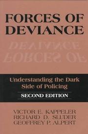 Forces of deviance PDF