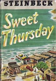 Sweet Thursday by John Steinbeck