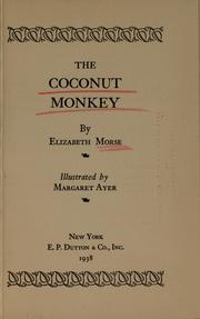 The coconut monkey PDF