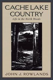 Cache Lake country PDF