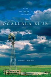 Ogallala Blue by William Ashworth
