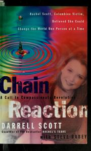 Chain reaction by Darrell Scott
