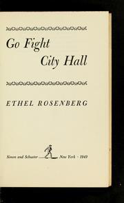 Go fight city hall PDF