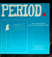 Period by JoAnn Loulan