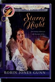 Cover of: Starry night by Robin Jones Gunn