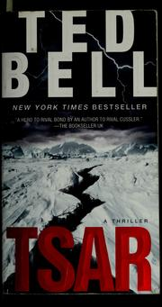 Cover of: Tsar | Ted Bell