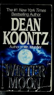 Cover of: Winter moon by Dean Koontz