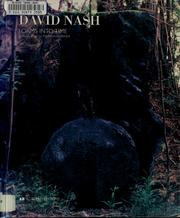 David Nash by Nash, David