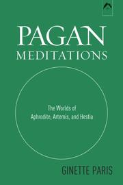 Pagan Meditations by Ginette Paris