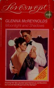 Cover of: Moonlight and Shadows by Glenna McReynolds