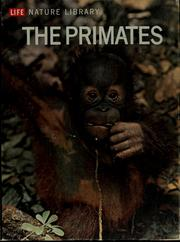 The primates by Sarel Eimerl